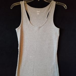 a.n.a Round Neck Sleeveless Tank Top